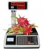 Cân điện tử in hóa đơn Topcash AL-S31, Cân in hóa đơn siêu thị, cân tính tiền siêu thị