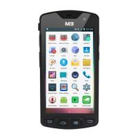 M3 SM10LTE, Máy kiểm kho Android + Windows 10 của M3 Mobile