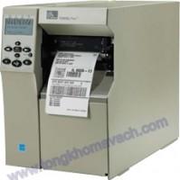 Máy in mã vạch Zebra 105SL plus | Zebra 105SL 203dpi | máy in mã vạch để bàn Zebra 105SL plus 300 dpi