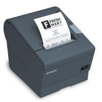 Máy in hóa đơn epson TM-t88V   máy in nhiệt epson TM-T88V-DT   Máy in nhiệt có font chữ tiếng việt   máy in nhiệt phổ biến nhất hiện nay