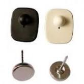 Foxcom HP01 | Tem từ, thẻ cứng gắn quần áo chống trộm