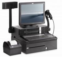 Máy bán hàng POS HP rp3000,  máy bán hàng dùng cho nhà hàng, siêu thị, shop thời trang