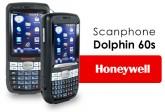 Máy kiểm kho mã vạch 2D Honeywell Dolphin 60s