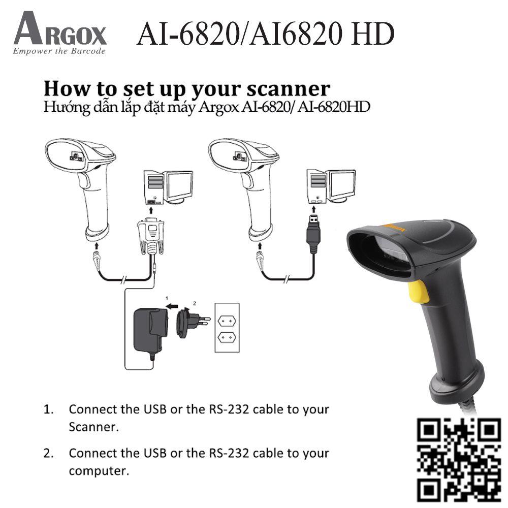 argox ai-6820