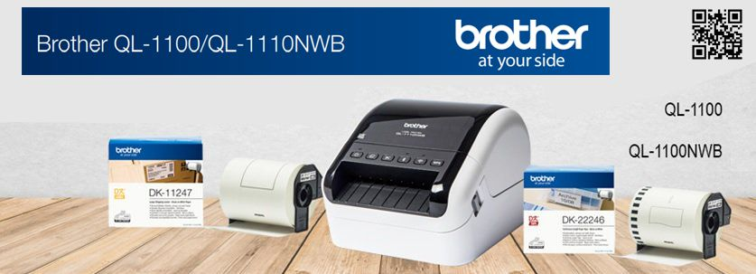 brother ql-1100nwb