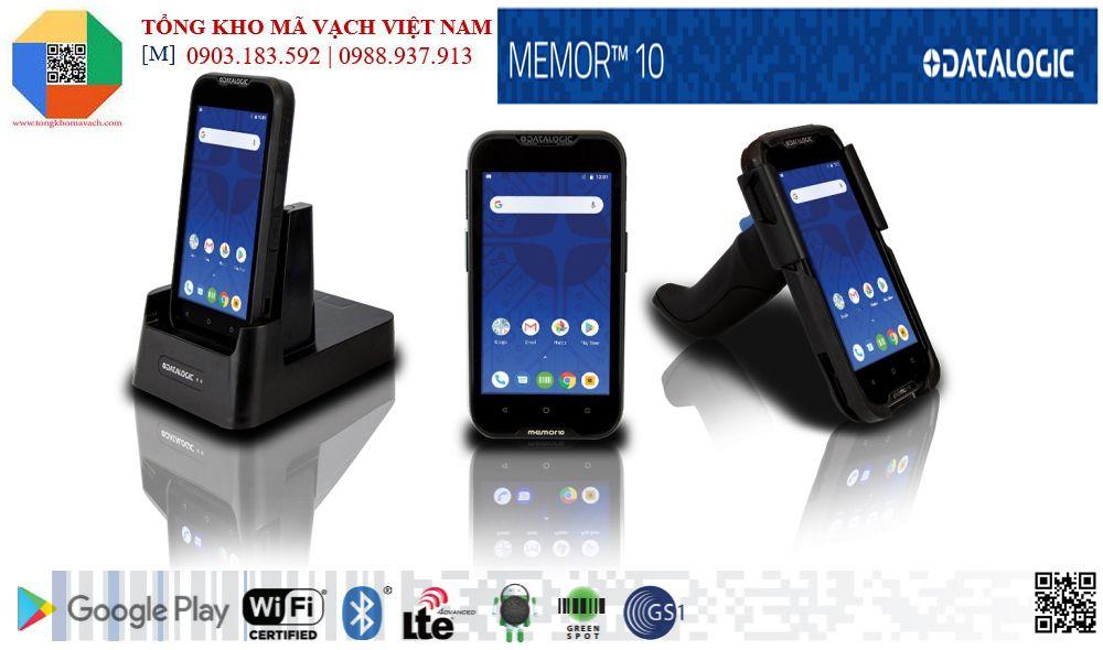 datalogic memor 10