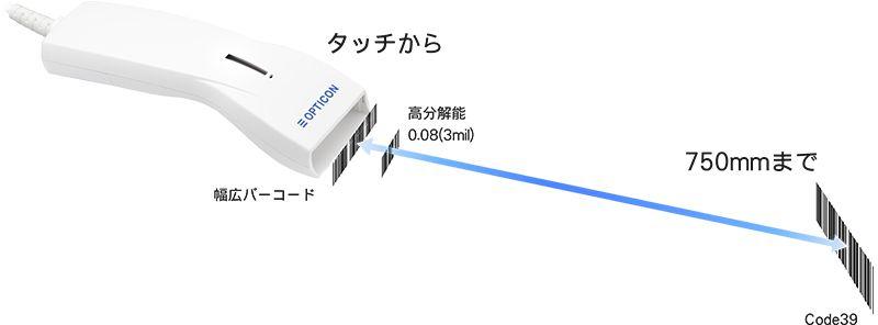 opticon l-22x