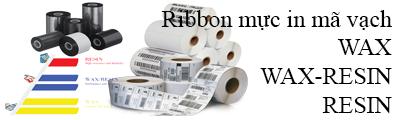 Ribbon mực in mã vạch