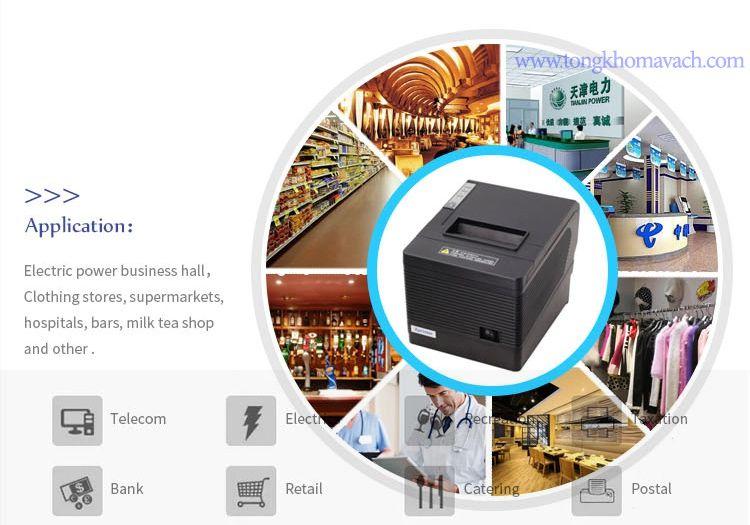 xprinter xp-q260iii