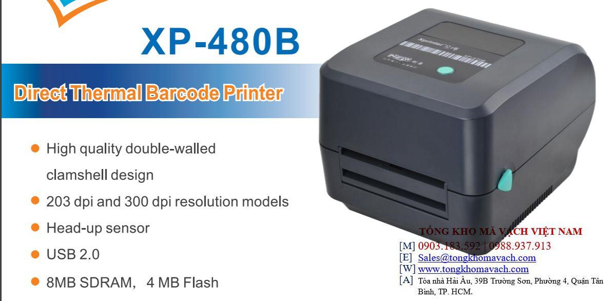xprinter xp-480b