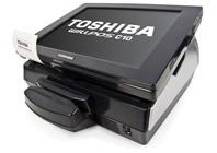 Máy tính tiền All in one Toshiba WILLPOS C10