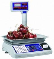 Cân điện tử in hóa đơn Topcash AL-S7000, Cân in hóa đơn siêu thị, cân tính tiền siêu thị
